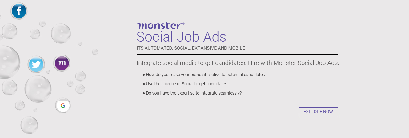 Monster - Resume Search, Buy Online Job Posting, Recruiting